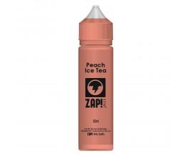ZAP! Juice - Peach Ice Tea - 50ml Shortfill - ZERO Nicotine (Includes 1 x 18mg ZAP! Nic Salt Shot)