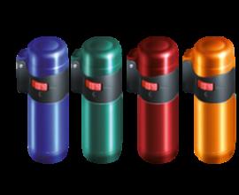 Jet Lighters - Tray of 12 Metallic Lighters - ZL1M