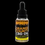 Orange County CBD | Full Spectrum CBD Oil Tincture | Various CBD Strengths