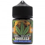 Orange County CBD | Cali Range Broad Spectrum CBD E-Liquid | GIRL SCOUT COOKIES | 50ml | Various CBD Strengths