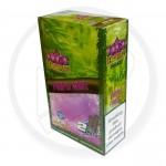 Juicy Jay's | Enhanced Hemp Wraps | Terpene Infused | 25 Packs Per Box | 2 Wraps Per Pack | JJHWE