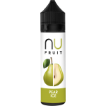NU Fruit - Pear Ice - 50ml Shortfill - ZERO Nicotine