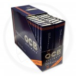 OCB - ULTIMATE King Size Slim Connoisseur Papers & Tips (32 x 1) - OCBCON-ULT