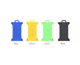 iJoy - Rubber 20700 Battery Cases (Mixed Colours)