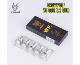 Snowwolf - WF Coils - 0.2 Ohm (60-150W) - Pack of 5
