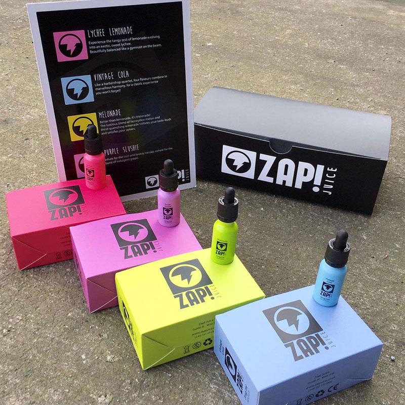 Zap Flavours