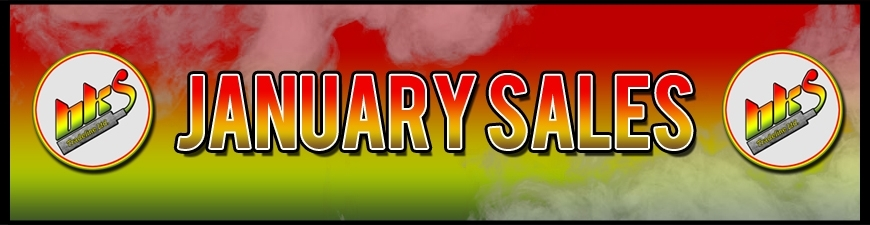 January Sales Banner