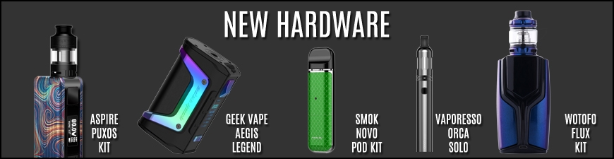 New Hardware July 2018